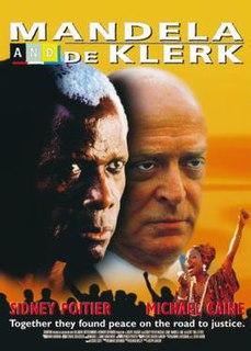 <i>Mandela and de Klerk</i> 1997 film by Joseph Sargent