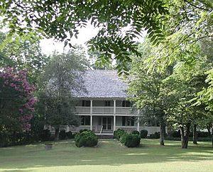McDowell County, North Carolina - Historic Carson House