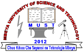 Mbeya University of Science and Technology - Image: Mbeya University of Science and Technology Logo