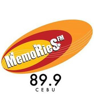 DYKI (Cebu) - Image: Memo Rie S FM 89.9 Cebu