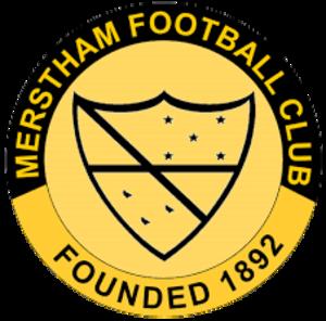 Merstham F.C. - Image: Merstham F.C