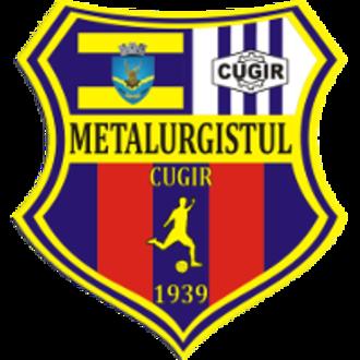 CF Metalurgistul Cugir - Image: Metalurgistul Cugir logo