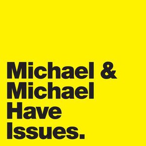 Michael & Michael Have Issues - Series promotional intertitle