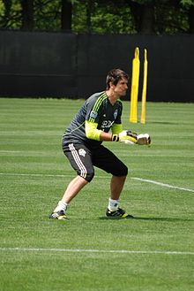 Michael Gspurning Sounders FC practice.jpg