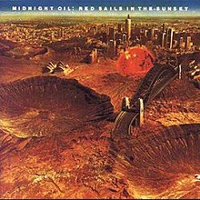 Image result for midnight oil red sails in the sunset