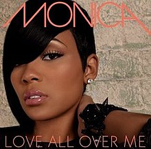 Monica — Love All Over Me (studio acapella)