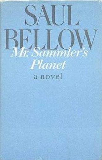 Mr. Sammler's Planet - First edition