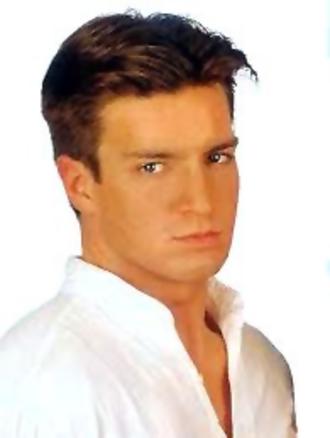 Joey Buchanan - Nathan Fillion as Joey Buchanan