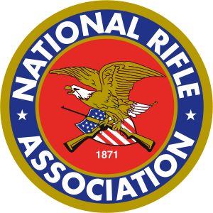300px National Rifle Association.svg NRA Caught in Lie, Says Obama Daughters School Sidwell Friends, Has 11 Armed Guards, Not True