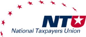 National Taxpayers Union - Image: National Taxpayers Union (logo)