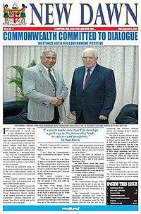 Fiji Focus - Wikipedia