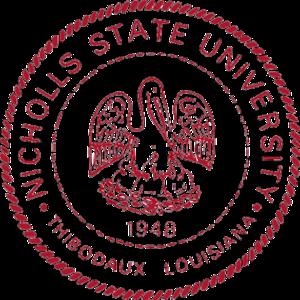 Nicholls State University - Image: Nicholls State University seal