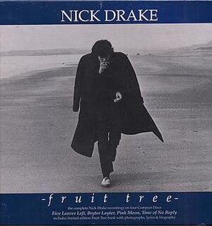 <i>Fruit Tree</i> (box set) 1979 box set by Nick Drake