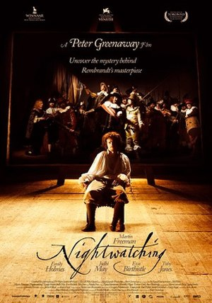 Nightwatching - Theatrical poster