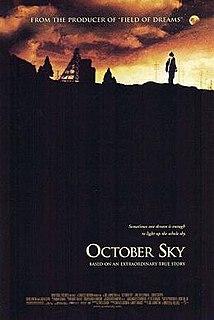 <i>October Sky</i> 1999 film by Joe Johnston