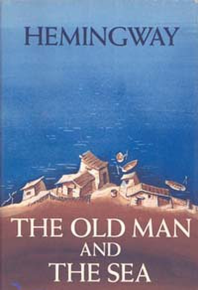 Picture of a book: The Old Man And The Sea