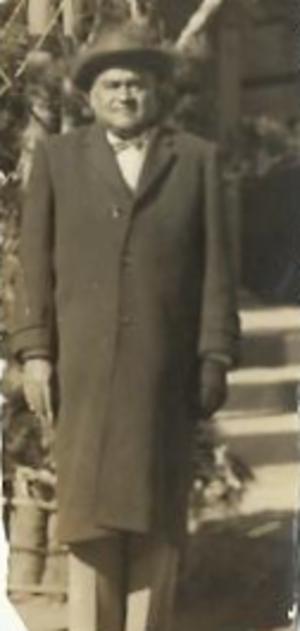 Subramaniam Chettiar - Chettiar during his world tour in 1955