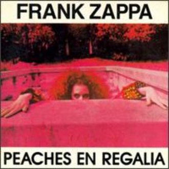Peaches en Regalia - Image: Peaches en Regalia cover