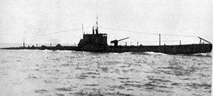 Perla-class submarine - Image: Perla class submarine