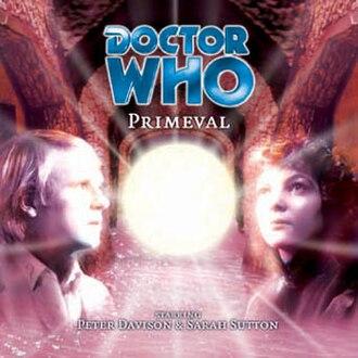 Primeval (audio drama) - Image: Primeval (Doctor Who)