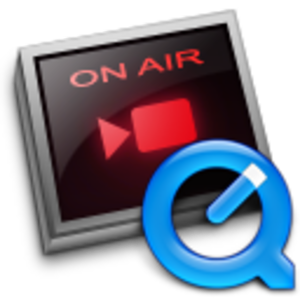 QuickTime Broadcaster - Image: Quick Time Broadcaster