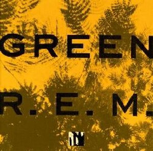Green (R.E.M. album) - Image: R.E.M. Green