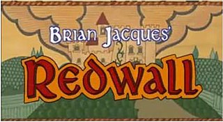 <i>Redwall</i> (TV series) animated series
