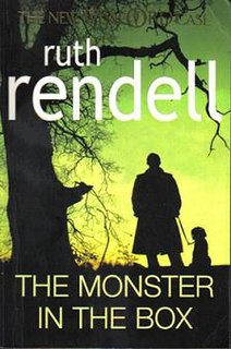 <i>The Monster in the Box</i> book by Ruth Rendell