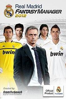 <i>Real Madrid Fantasy Manager</i> video game