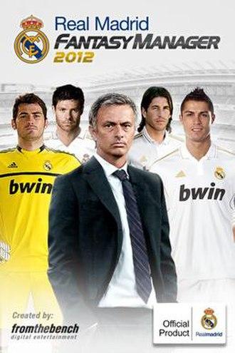 Real Madrid Fantasy Manager - Image: Real Madrid Fantasy Manager