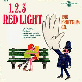 1, 2, 3, Red Light - Image: Red Light LP Front