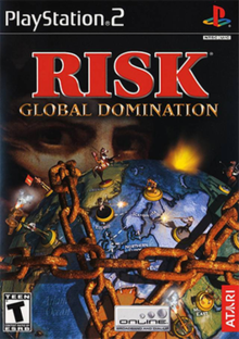 risk global domination rules