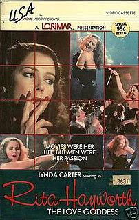 <i>Rita Hayworth: The Love Goddess</i> 1983 television film directed by James Goldstone