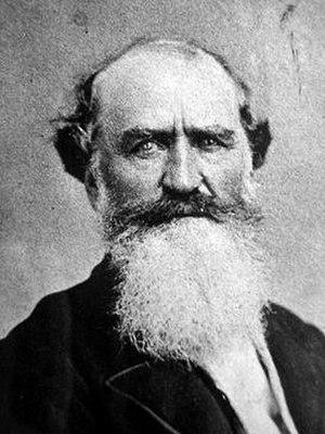 Robert Newell (politician) - Image: Robert Newell Oregon