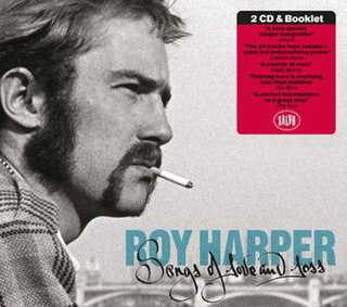 <i>Songs of Love and Loss</i> 2011 compilation album by Roy Harper