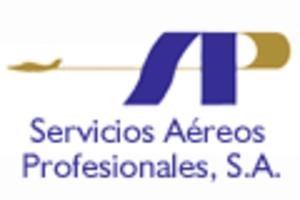 Servicios Aéreos Profesionales - Image: Sapair logo