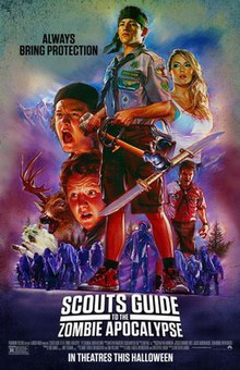 Scouts Guide to the Zombie Apocalypse full movie (2015)