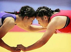 Wrestling at the 2005 Southeast Asian Games