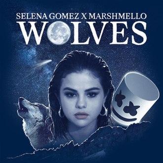 Wolves (Selena Gomez and Marshmello song) - Image: Selena Gomez and Marshmello Wolves