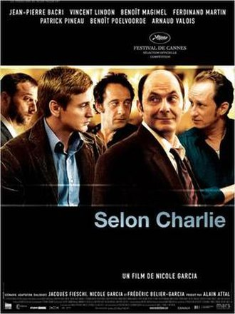 Charlie Says - Film poster