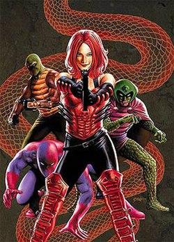 Sin (Marvel Comics) - Wikipedia