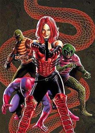 Serpent Squad - Image: Serpent Squad