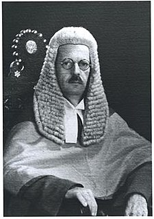 Horace Hearne British colonial judge