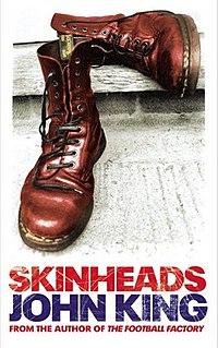 <i>Skinheads</i> (novel) 2008 novel by John King