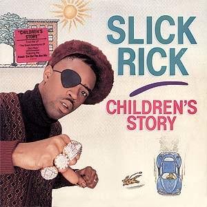 Children's Story - Image: Slick Rick Children's Story