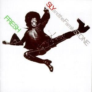 Fresh (Sly and the Family Stone album) - Image: Slyfamstone fresh