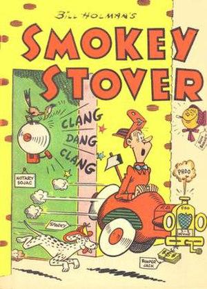 Smokey Stover - Image: Smokeycover
