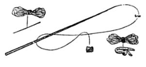 Sniggle - Sniggling apparatus