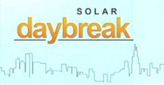 Daybreak (Philippine TV series) - Ident as Solar Daybreak from October 1, 2012 until August 22, 2014. Solar branding was dropped by July 21, 2014