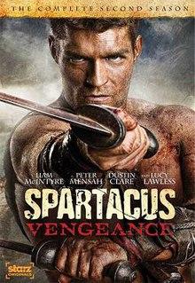 <i>Spartacus: Vengeance</i> Season of television series